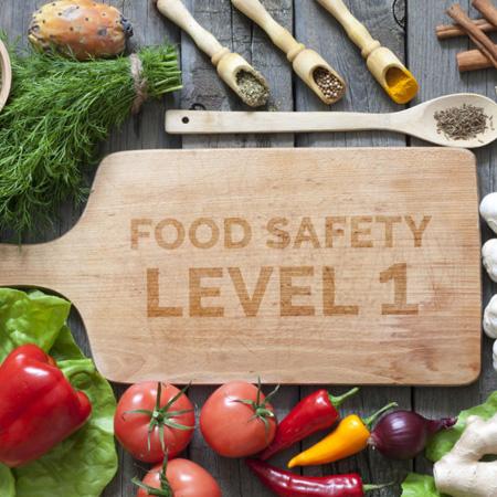 Food Safety Level 1-https://verrolynetraining.co.uk/