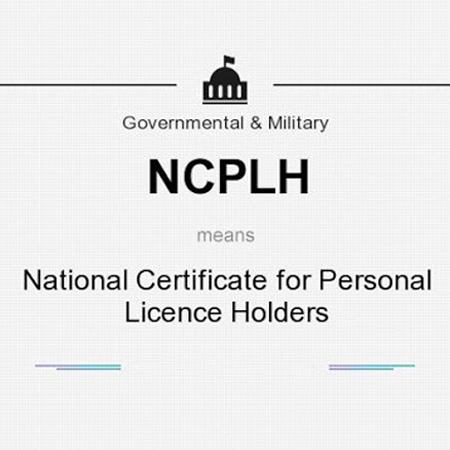 Personal License Holder Level 2-https://verrolynetraining.co.uk/