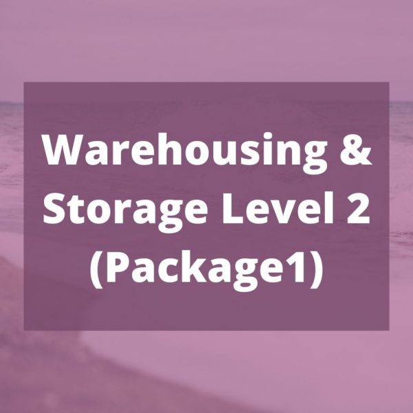 Warehousing & Storage Level 2 (Package1)-verrolynetraining.co.uk